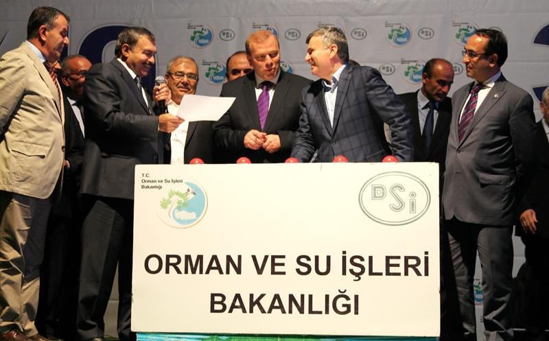 Konya hidroelektrik santrale kavuşuyor 21