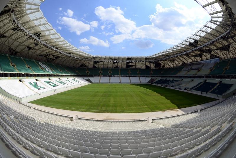 İşte Yeni Konya Stadı'nın son hali 1