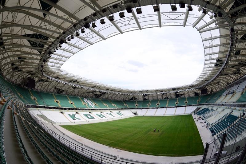 İşte Yeni Konya Stadı'nın son hali 2