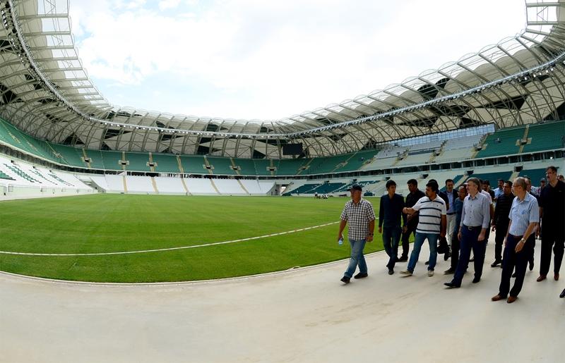 İşte Yeni Konya Stadı'nın son hali 3