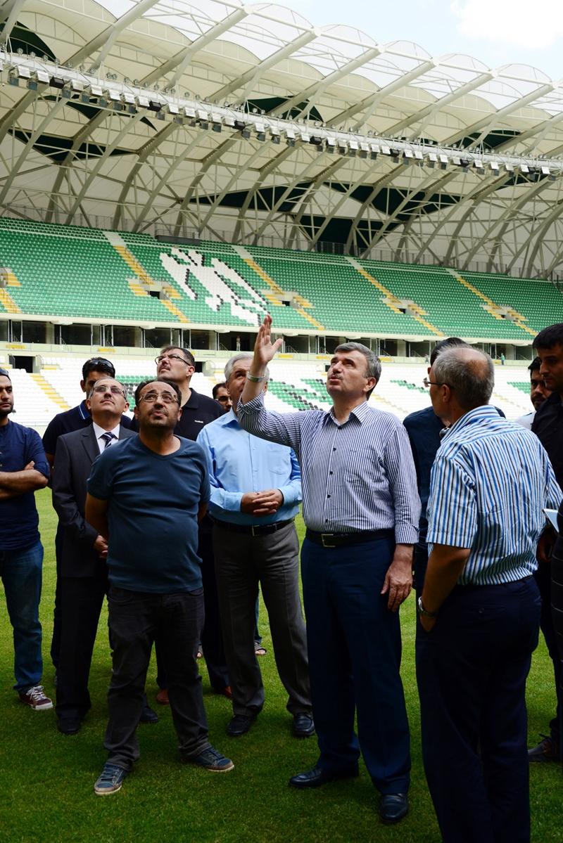 İşte Yeni Konya Stadı'nın son hali 4