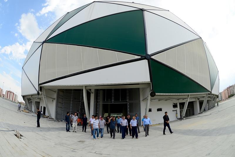 İşte Yeni Konya Stadı'nın son hali 5