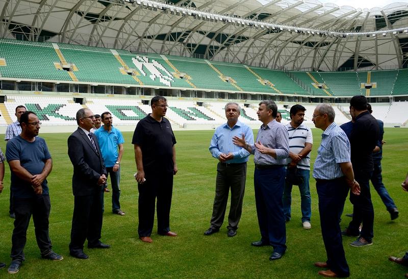 İşte Yeni Konya Stadı'nın son hali 6