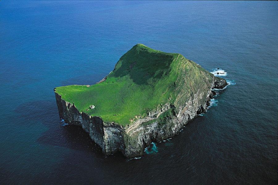 Dünyanın en ilginç adaları 2