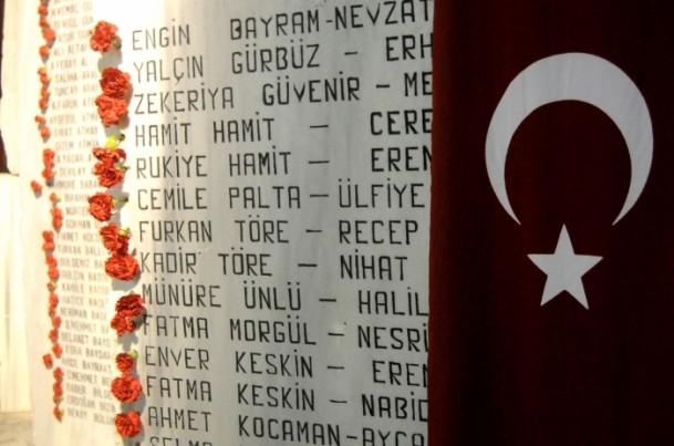 Marmara Depremi'nin 15. yılı 11