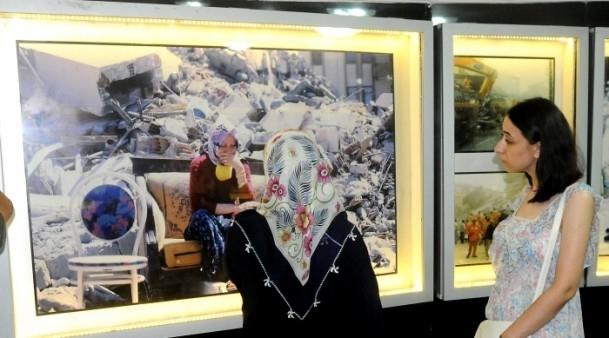 Marmara Depremi'nin 15. yılı 13