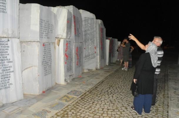 Marmara Depremi'nin 15. yılı 15