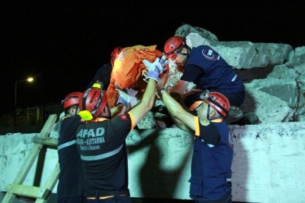 Marmara Depremi'nin 15. yılı 17