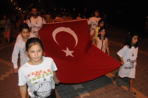 Marmara Depremi'nin 15. yılı 6