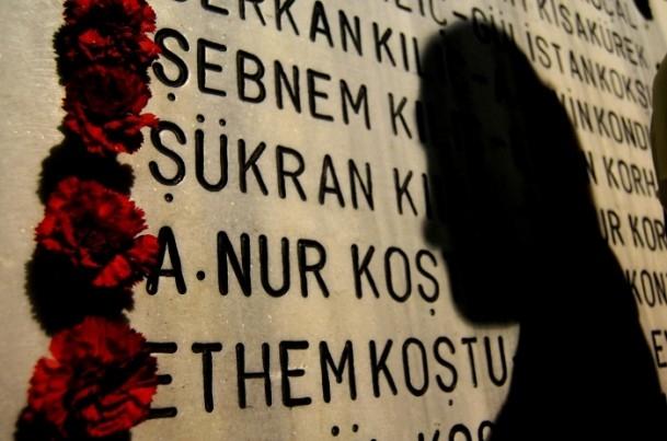Marmara Depremi'nin 15. yılı 7
