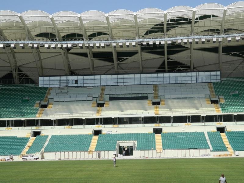 Torku Konyaspor'un yeni stadyumu basına tanıtıldı 11
