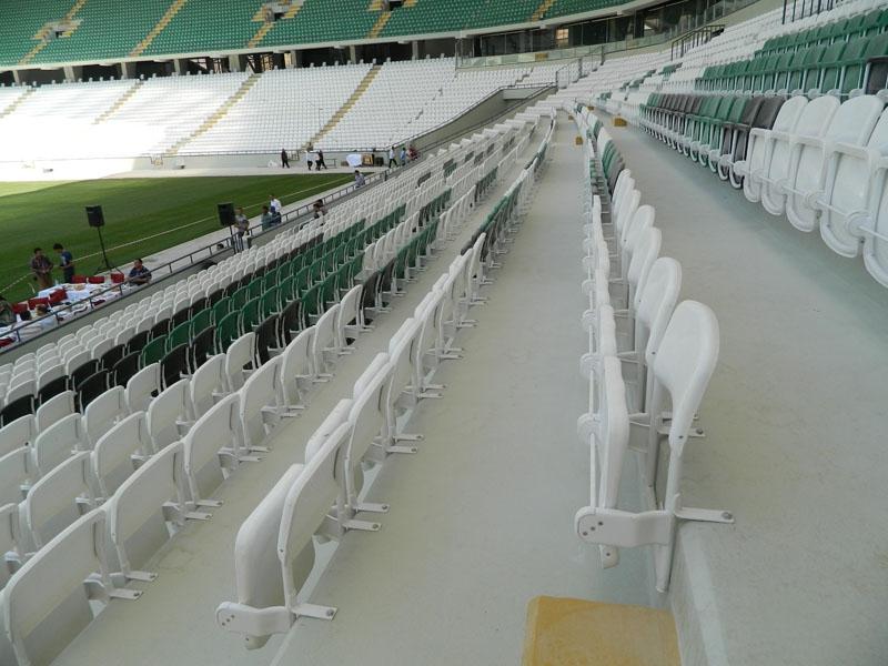 Torku Konyaspor'un yeni stadyumu basına tanıtıldı 14