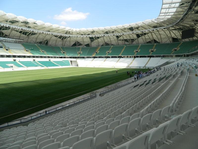 Torku Konyaspor'un yeni stadyumu basına tanıtıldı 15