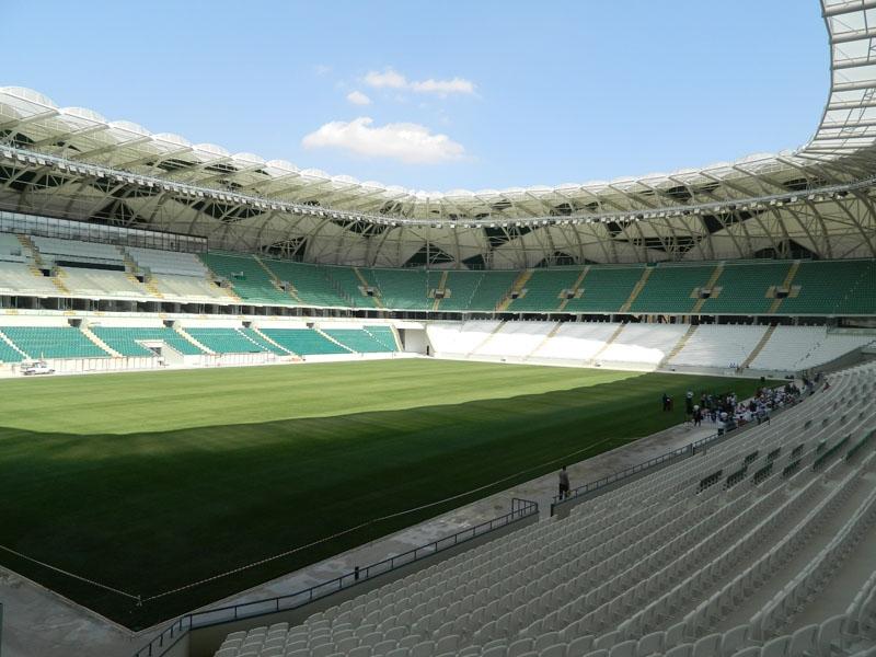 Torku Konyaspor'un yeni stadyumu basına tanıtıldı 17