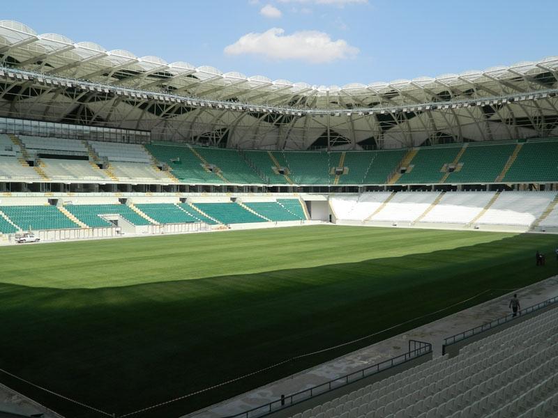 Torku Konyaspor'un yeni stadyumu basına tanıtıldı 18