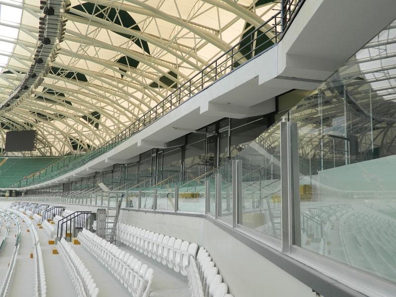 Torku Konyaspor'un yeni stadyumu basına tanıtıldı 19