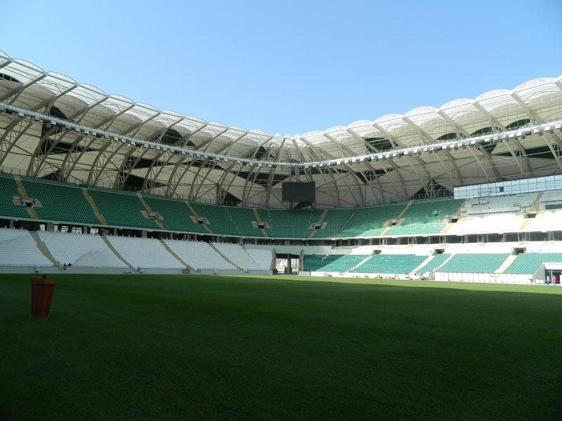 Torku Konyaspor'un yeni stadyumu basına tanıtıldı 2