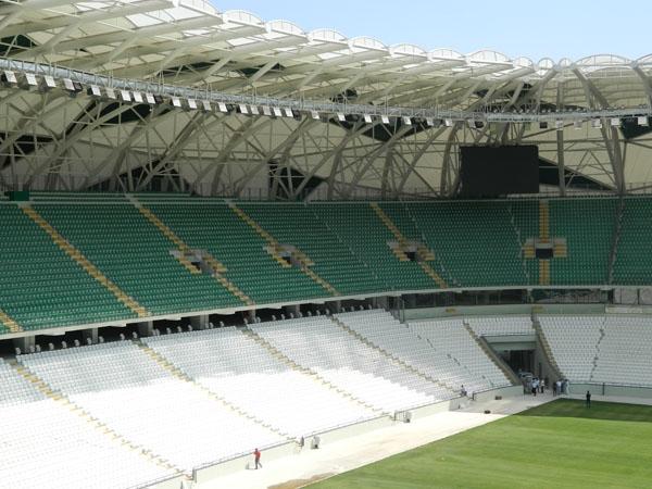 Torku Konyaspor'un yeni stadyumu basına tanıtıldı 24