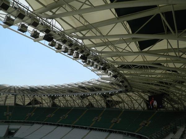 Torku Konyaspor'un yeni stadyumu basına tanıtıldı 25