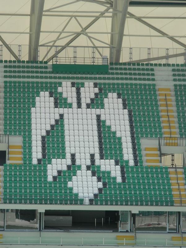 Torku Konyaspor'un yeni stadyumu basına tanıtıldı 26