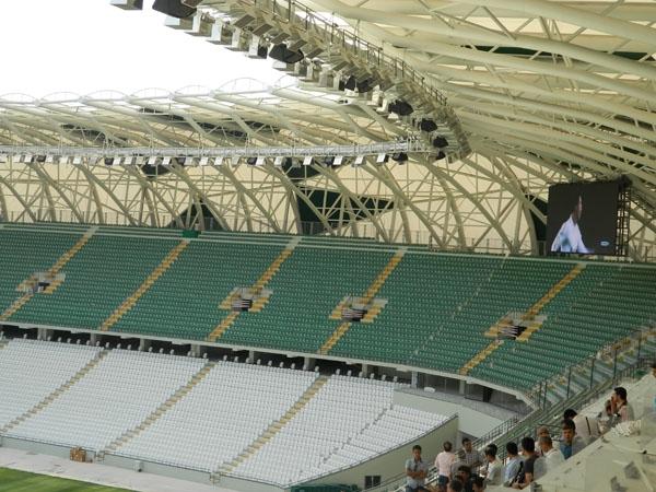 Torku Konyaspor'un yeni stadyumu basına tanıtıldı 27