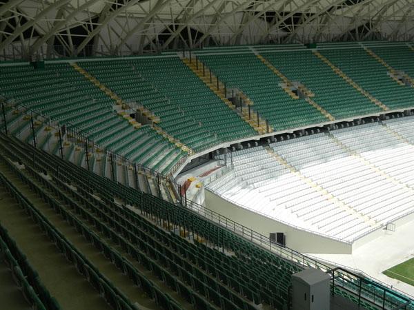 Torku Konyaspor'un yeni stadyumu basına tanıtıldı 29