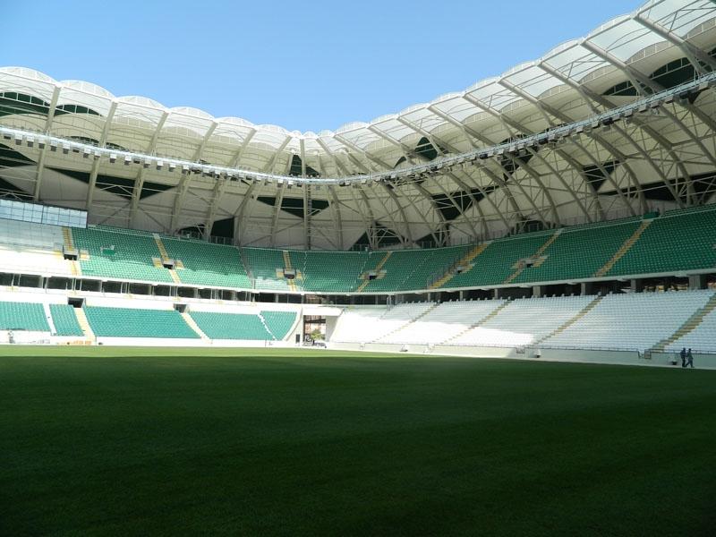 Torku Konyaspor'un yeni stadyumu basına tanıtıldı 3