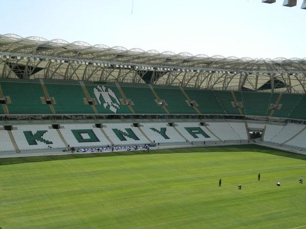Torku Konyaspor'un yeni stadyumu basına tanıtıldı 30