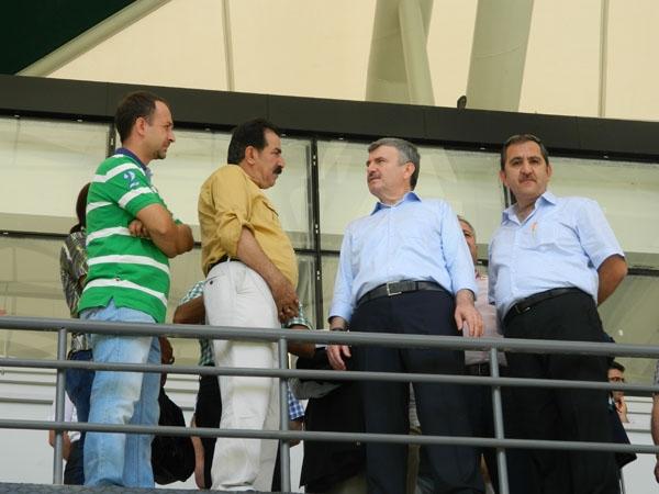 Torku Konyaspor'un yeni stadyumu basına tanıtıldı 33