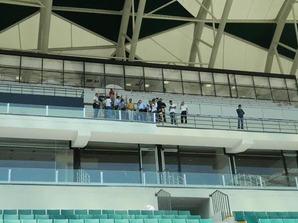 Torku Konyaspor'un yeni stadyumu basına tanıtıldı 35