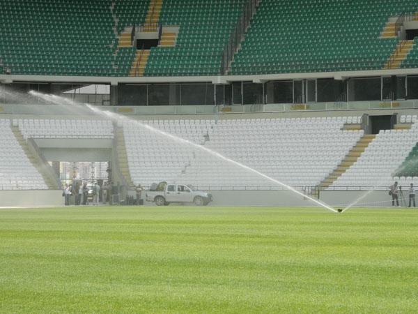Torku Konyaspor'un yeni stadyumu basına tanıtıldı 36