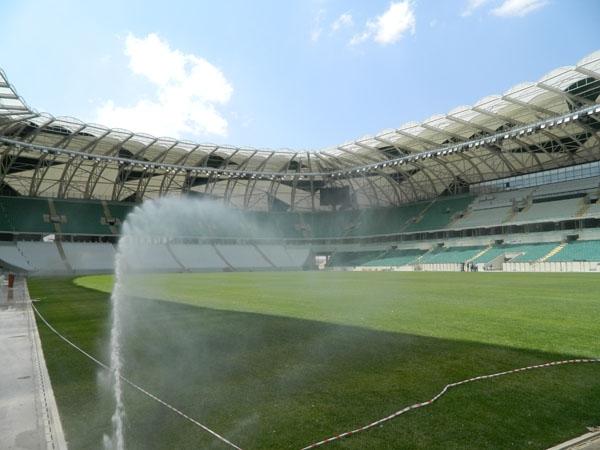 Torku Konyaspor'un yeni stadyumu basına tanıtıldı 37