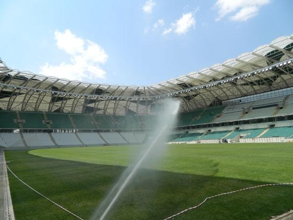 Torku Konyaspor'un yeni stadyumu basına tanıtıldı 38