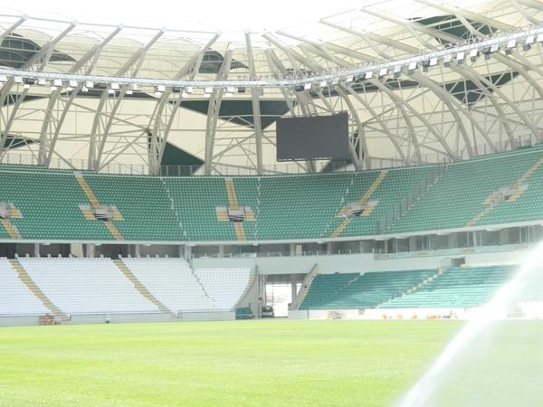 Torku Konyaspor'un yeni stadyumu basına tanıtıldı 39