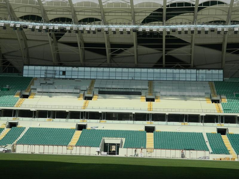 Torku Konyaspor'un yeni stadyumu basına tanıtıldı 4