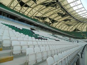 Torku Konyaspor'un yeni stadyumu basına tanıtıldı