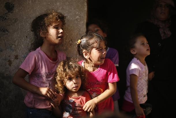 Google'da bir tane mutlu Gazzeli çocuk yok! 12
