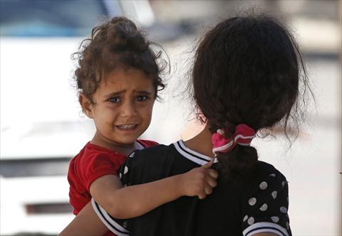 Google'da bir tane mutlu Gazzeli çocuk yok! 16