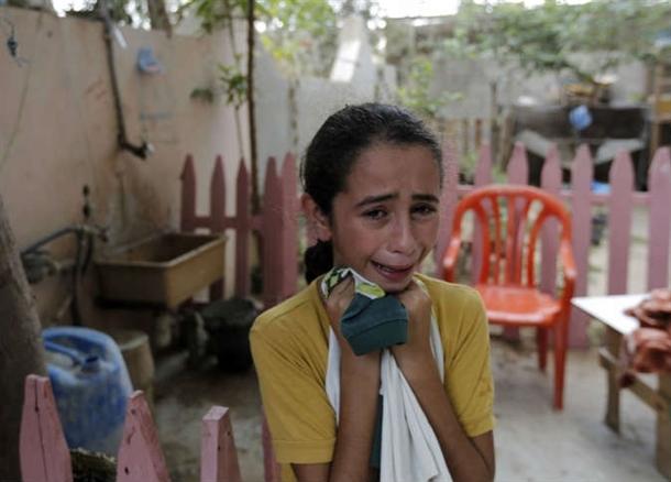 Google'da bir tane mutlu Gazzeli çocuk yok! 18