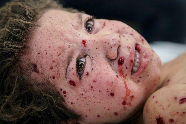 Google'da bir tane mutlu Gazzeli çocuk yok! 19