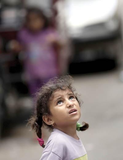 Google'da bir tane mutlu Gazzeli çocuk yok! 5