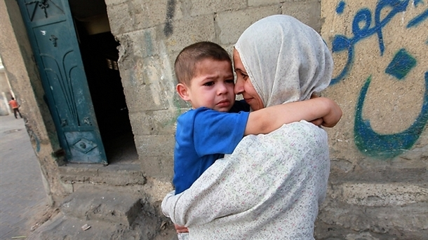 Google'da bir tane mutlu Gazzeli çocuk yok! 8