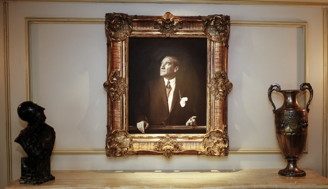 """Atatürk'ün yatı """"savarona"""" kullanıma hazır 8"""