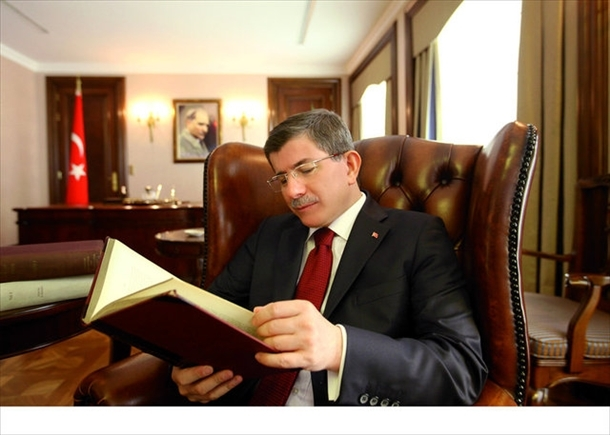 Fotoğraflarla Ahmet Davutoğlu 15