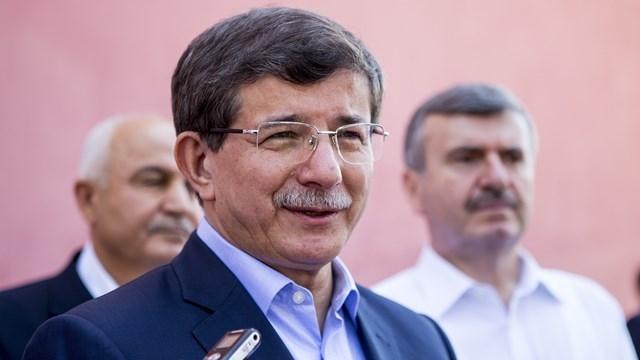 Fotoğraflarla Ahmet Davutoğlu 25