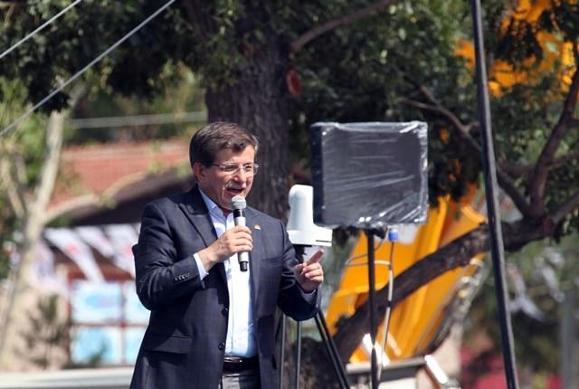 Fotoğraflarla Ahmet Davutoğlu 3