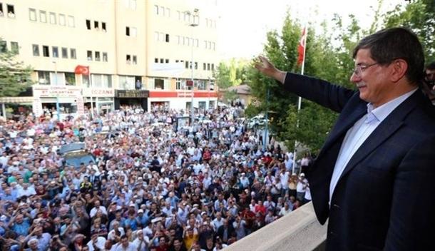 Fotoğraflarla Ahmet Davutoğlu 39