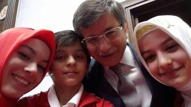 Fotoğraflarla Ahmet Davutoğlu 43