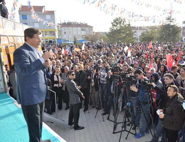 Fotoğraflarla Ahmet Davutoğlu 7