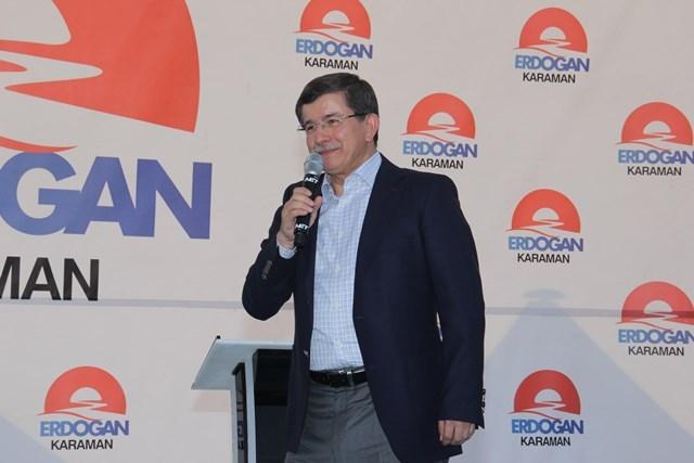 Fotoğraflarla Ahmet Davutoğlu 9
